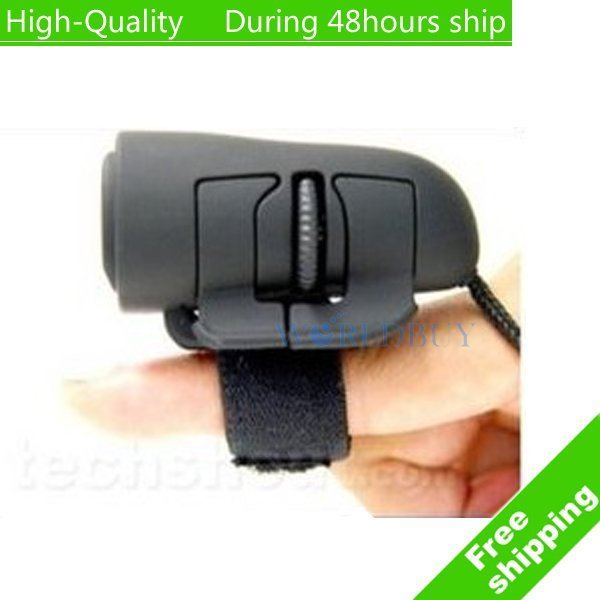 High Quality Scroll Wheel 3 Button USB 2.0 3D Optical Finger MINI Mouse for laptop Free Shipping