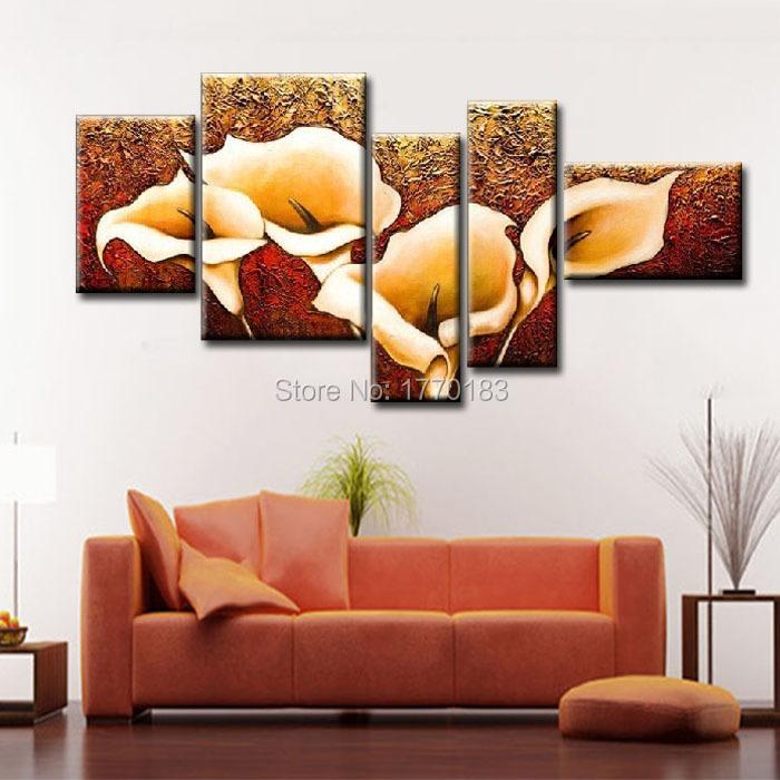 Achetez en gros brun calla lis en ligne des grossistes brun calla lis chino - Toile peinture pas cher ...