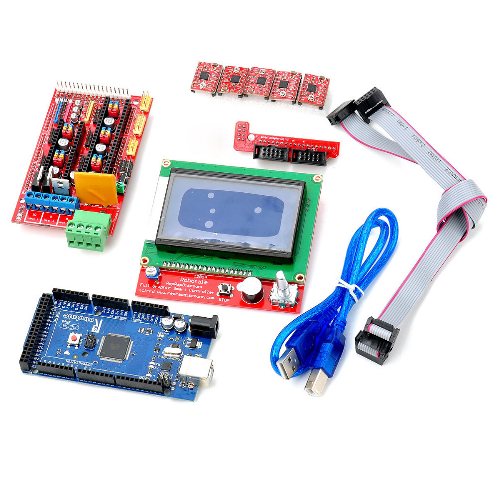 Buy Arduino R3 Mega 2560 Mega 328 Nano Starter Kit - Robomart