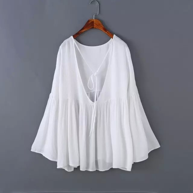 Дизайнерские Винтажные Блузки