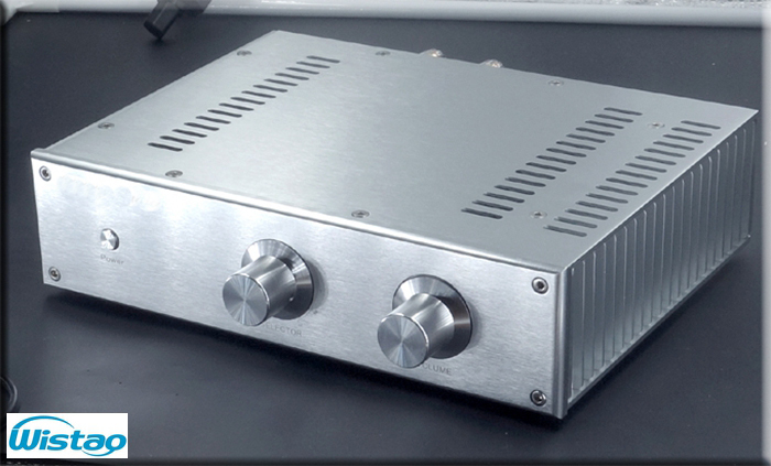 Hi-fi усилитель мощности 2 x