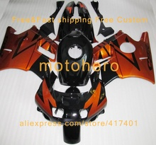 Buy Custom Motorcycle fairings kits for Honda CBR600 F2 1991 1992 1993 1994 CBR600 F2 orange 91 92 93 94 fairing kit+ tank cover for $392.00 in AliExpress store