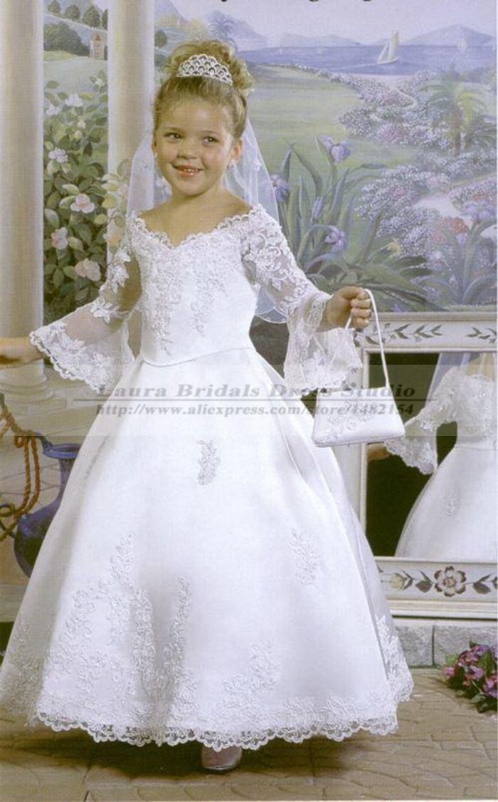 Vintage Communion Dresses