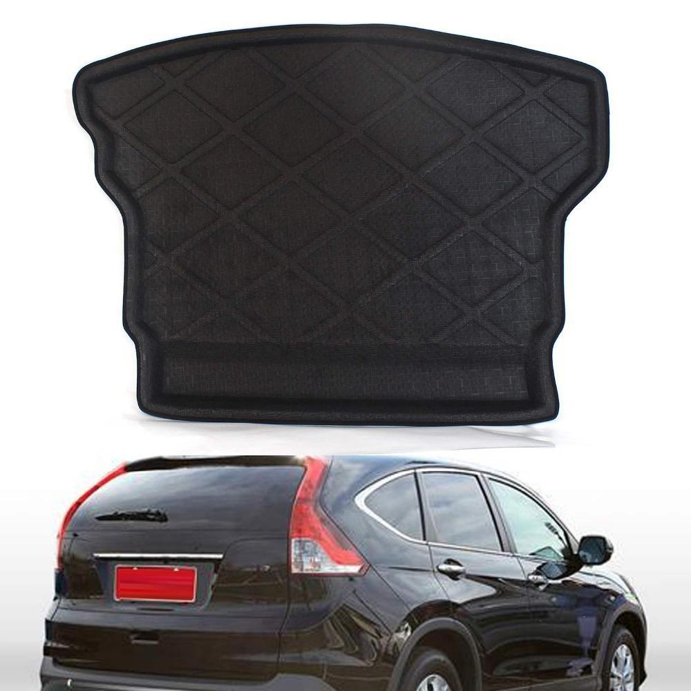 Premium All Weather Heavy Duty Car Rear Trunk Boot Cargo Liner Tray Floor Mat Protector For Honda CRV 2012-Current(China (Mainland))