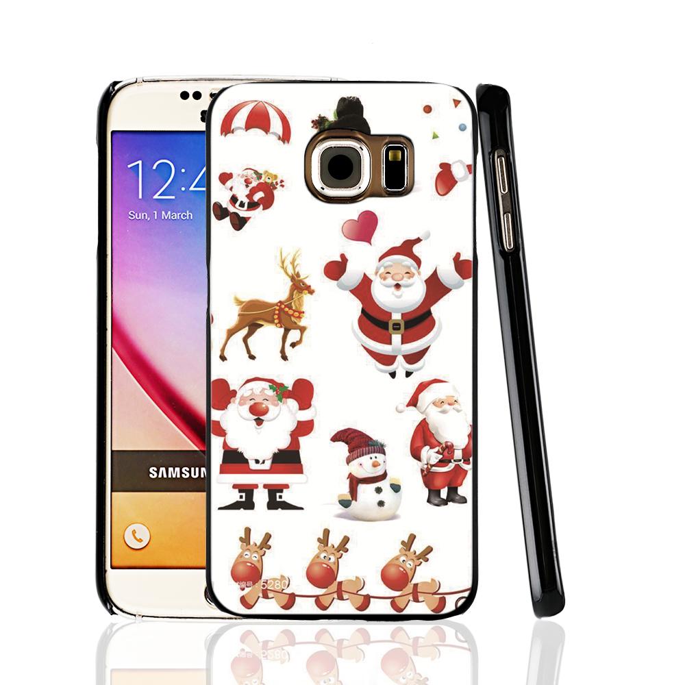 05946 Santa Claus Christmas cell phone protective case ...