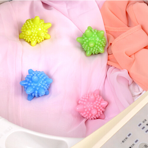 6PCS/SET Magic washing ball Eco Laundry ball for washing laundry detergent as seen on tv products washing machine accessories(China (Mainland))