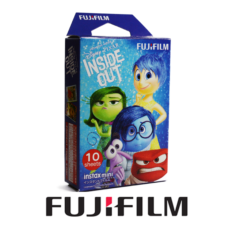 Fujifilm Fuji Instax Mini 8 Film Inside Out 10 Sheets Photo Paper For Mini 8 7s 50s 25 300 Share SP-1 Camera(China (Mainland))