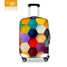 Travel Luggage Accessories Protective Elastic Stretch Covers Bags Mix-color  Waterproof Suitcase Cover For 18-30 inch Trunk Case