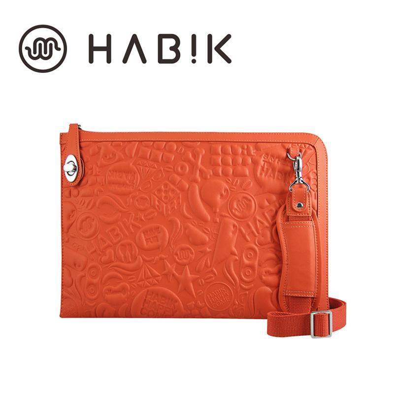 "HABIK Original Laptop Computer Netbook Leather Sleeves Case Bags for Macbook air/pro Lenovo Samsung 11"" 14"" Microfiber Leather(China (Mainland))"