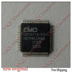 5 pieces = CM1671A-KQ CM1671A QFP64 - YiQi International Electronics Company store