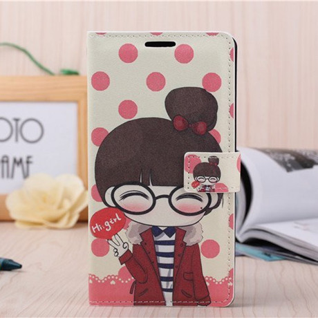 Xiaomi Redmi Note Red Rice Case Mobile Phone Cartoon Colored Drawing Flip Protective Cover Shell - Livenus Store store