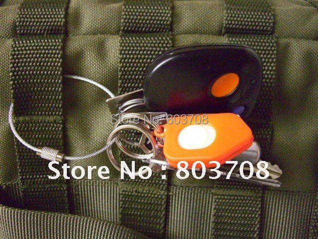 Wholesale steel wire keyring,outdoor keyring,rock climbing keychain