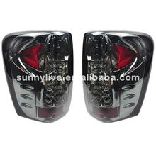 For Chrysler for Grand Cherokee Tail Lamp 1999-2004 year for original car with LED turning light Black Housing SN(China (Mainland))
