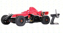 Buy Baja F1 rc car 290FX + GT3B gas remote control car 1:5 gas rc car gasoline 29cc red for $750.00 in AliExpress store