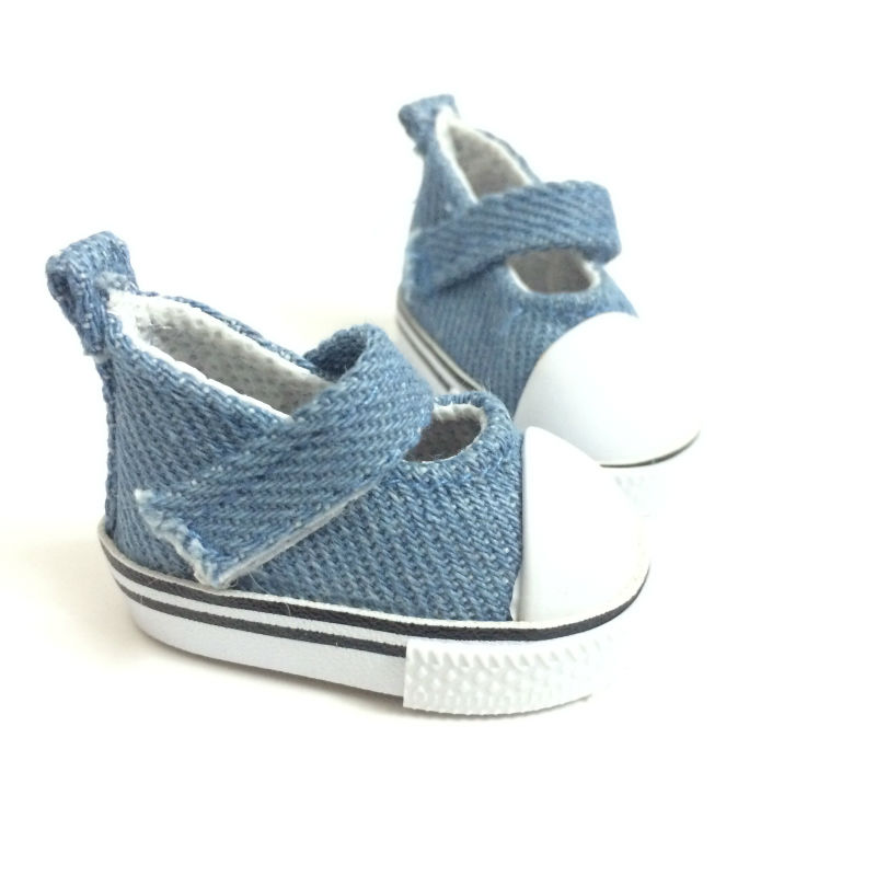 5 CM Toy Shoes 1/6 BJD Doll Shoes Accessories for Dolls,Casual Canvas Shoes,1/6 Doll Boots Dolls Accessories 12 Pairs/Lot(China (Mainland))