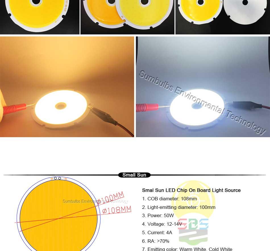 round cob led light source led chip lamp bulb (9)