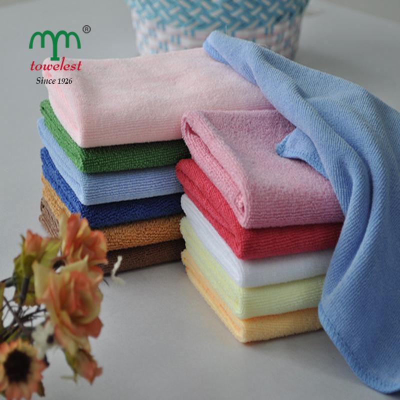 Small Towel: New 2016 Kitchen Towel 10pc/set 30x30cm Microfiber Towels