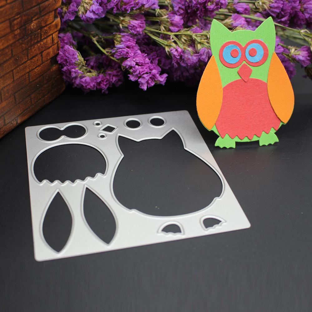 dinosaur Cat New Metal Cutting Dies Stencil DIY Scrapbooking Embossing Folder Album Paper Card Craft Cutting Template 2017