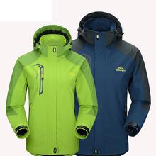 New women Men jacket waterproof outdoor sport coat jaqueta women outerwear windproof camping climbing jackets sportswear Couples(China (Mainland))