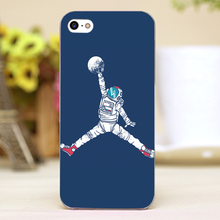 Space dunk Design Customized transparent case cover cell mobile phone cases for Apple iphone 6 6plus hard shell