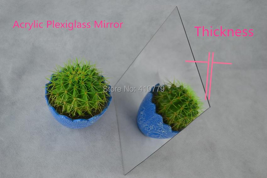B THZ Acrylic Plexiglass Mirror (2)