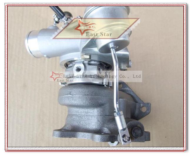 TD04 49377-04300 49377-04100 14412-AA151 14412-AA360 Turbocharger Turbo For Subaru Forester Impreza WRX-NB 98-03 58T EJ205 2.0L (4)