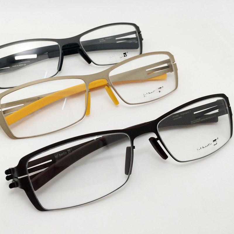 At TSO we carry a variety of designer frames for glasses