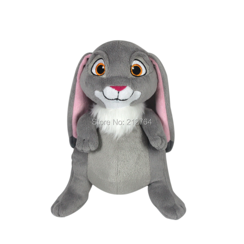 """Гаджет  Anime Sofia the First Princess Cuddly Royal Friends Clover Rabbit Plush toy 25cm/10"""" Stuffed Animals Doll toy for Children Gifts None Игрушки и Хобби"""