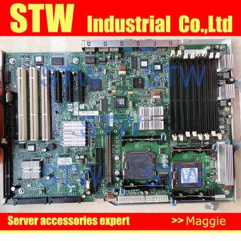 461081-001 395566-003 Motherboard System Board For ML350G5, used  95% new,100% Tested Work Perfect  , 2 month warranty