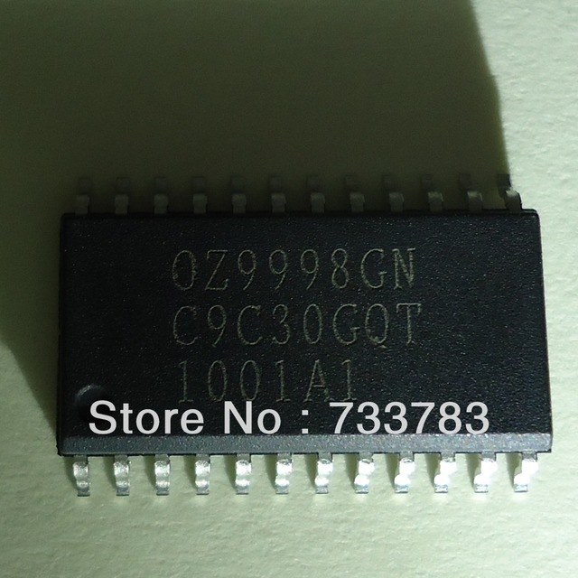10pcs OZ9998GN  9998GN  Liquid crystal chip