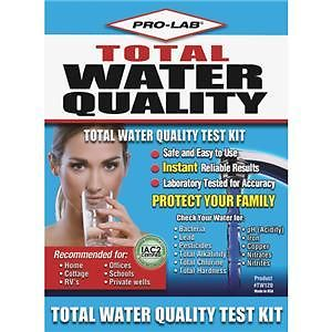 Pro Lab Inc. TW120 Total Water Quality Test Kit-TOTAL WATER QUALITY KIT(China (Mainland))