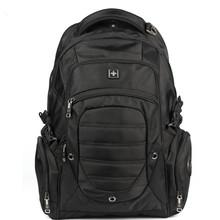 "Swissgear Laptop Backpack for 15.6"" Computer Large Capacity Multi-Pocket Backpack For Business Travel Ergonomic School Bag(China (Mainland))"