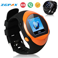 ZGPAX S88 GPS Tracker Bluetooth Smart Watch Smartwatch Andriod Satellite Locate Remote Monitor SOS For elder