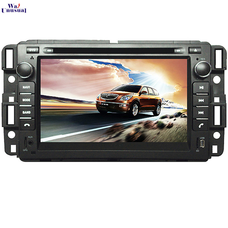 2016 top professional wince car dvd player audio for gmc yukon