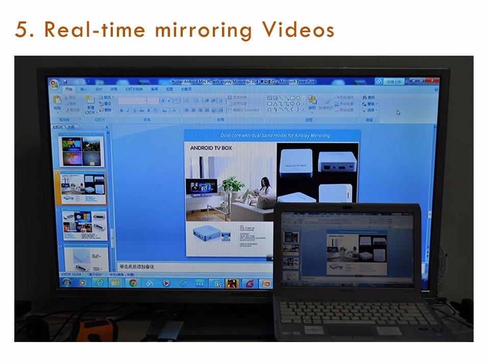 ถูก EZCast 5กรัมDongleสมาร์ทกล่องDLNA HDMI Mirror2 Dดองเกิลทีวีไร้สายทีวีเครื่องเล่นสื่อEZCastสนับสนุนIp Hone A Ndroid Miracast