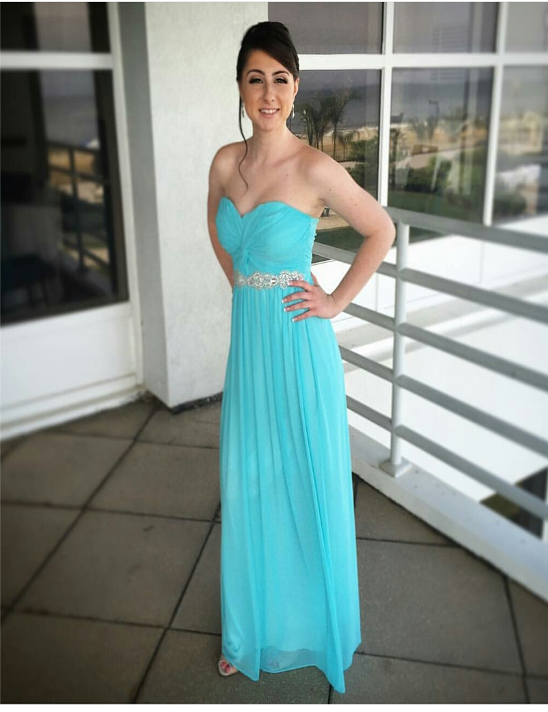 Strapless long turquoise blue bridesmaids dressesbridesmaid strapless long turquoise blue bridesmaids dresses ombrellifo Gallery