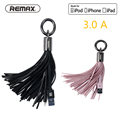 Remax USB Cable for iPhone 7 6s 6 5s Plus iPad mini 8PIN 3 0A Fast