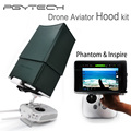 PGY Drone Aviator Hood kit remote control RC sun Hood  shade upgraded DJI phantom 2 3 4 inspire 1 Accessories Quadcopter parts