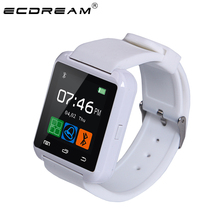 Bluetooth Smart Watch U8 Wrist Watch Fashion Smartwatch for HTC Sony Xiaomi Android phone Apple watch good as gt08 dz09 a9
