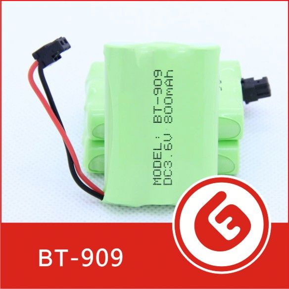 BT-909 Best AAA 3.6V 800mah Battery for Uniden Phone OEM factory price High quality(China (Mainland))