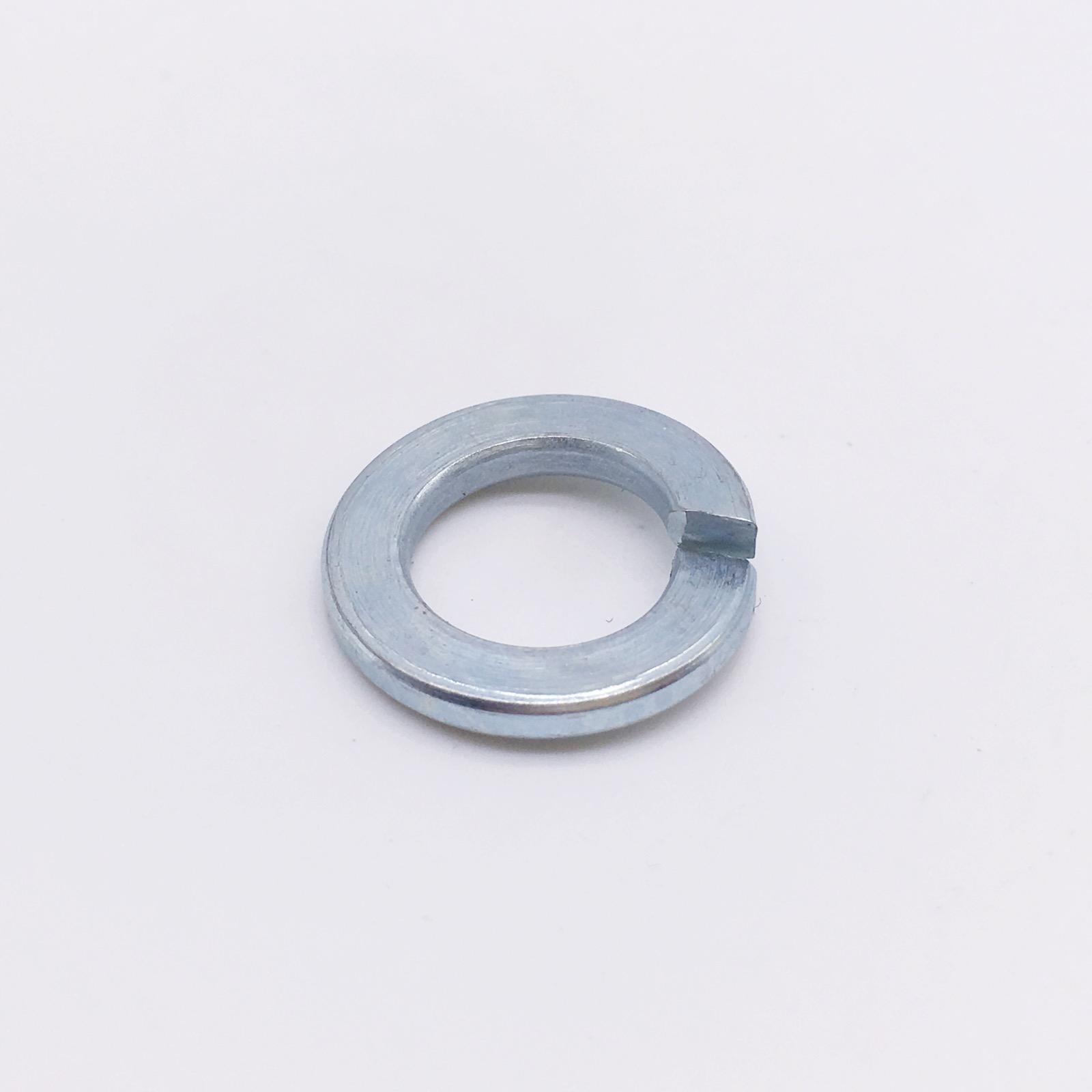 M2.5 spring washer split washer din127 carbon steel washer galvanized 5000 pieces(China (Mainland))