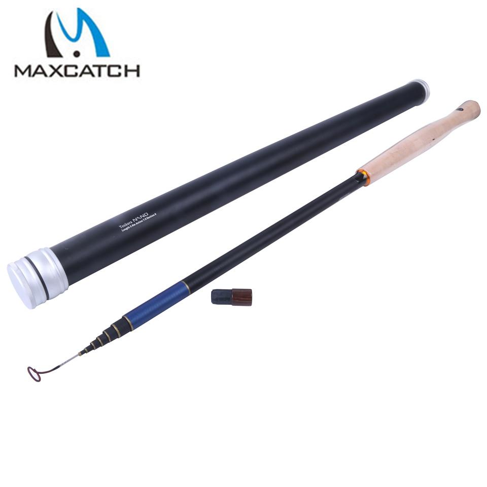 Maxcatch new design nano traveller tenkara fly fishing rod for Tenkara fishing rods