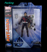 Marvel Select Ant-Man PVC Action Figure Collectible Model Toy 7″ 18cm
