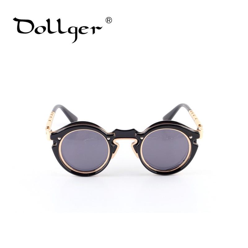 dollger ретро очки стимпанк