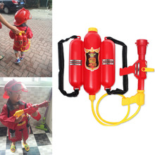 Buy OCDAY Child Fire Backpack Nozzle Water Gun Toy Air Pressure Water Gun Summer Beach New Sale for $10.30 in AliExpress store