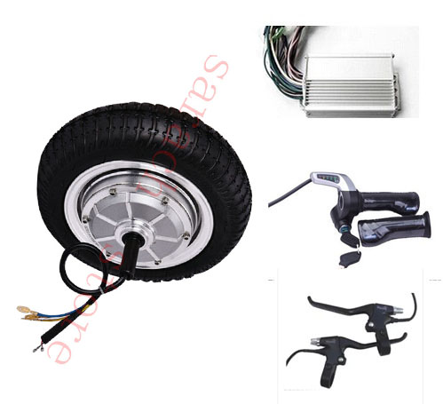 9 250w 24v Electric Scooter Motor Kit 2 Wheel Electric