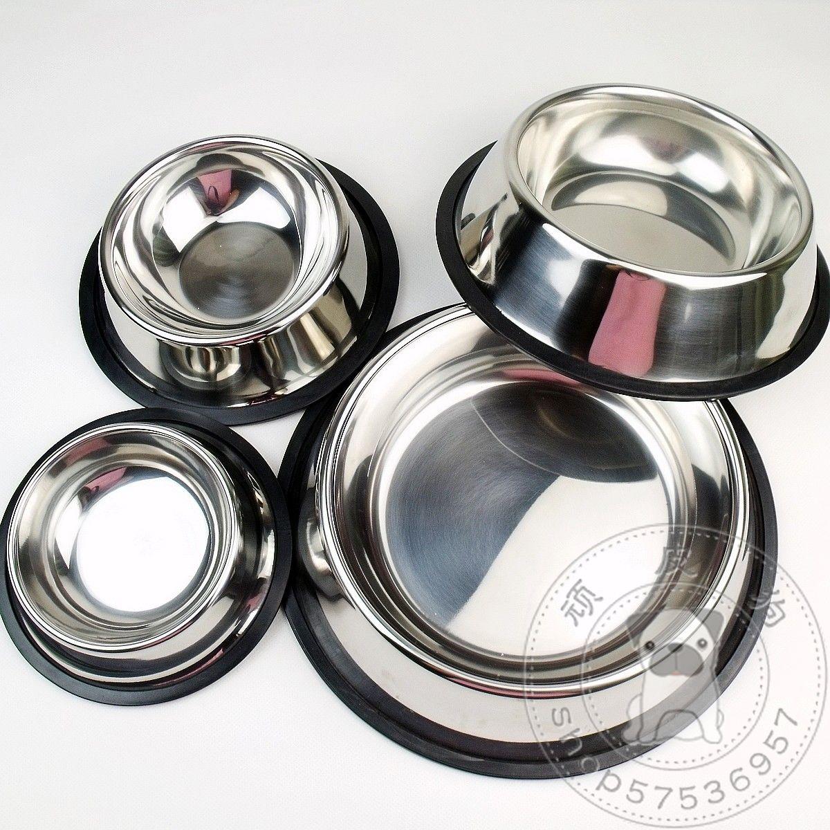 Rc02 Pet Bowl Dog Eating Utensils Pet Single Bowl