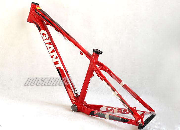 Free shipping Giant frame. FR XTC Bicycle frame Mountain bike frame 26er Aluminium alloy frame mtb bicycle parts accesssores(China (Mainland))