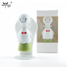 Cute Facial Cleanser brush New Design Face Cleaning Brush With Brush Rack And Box(China (Mainland))