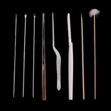 Multifunction 8Pcs/Lot  Ear Pick Ear Wax Removal Cleaner Tool Set with Box Ear Care Tool Kit(China (Mainland))